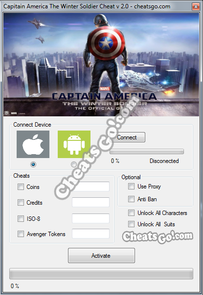 CapitainAmerica-TheWinterSoldier-Cheats