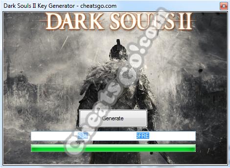 Dark-Souls-Key-Generator
