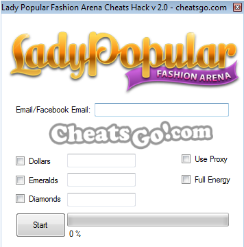 Lady-Popular-Fashion-Arena-Hack