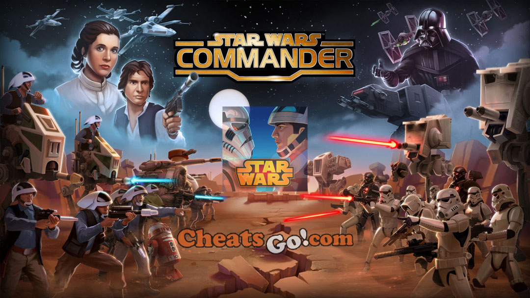 Android Hack-Star Wars Commander: KKGamer.com